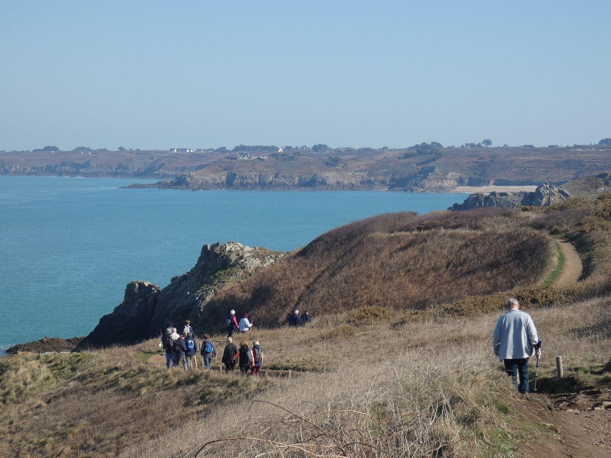 Association Emeraude Rando randonnée pédestre à Saint-Malo