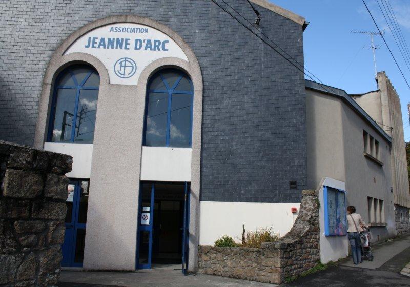 Association Jeanne d'Arc à Saint-Malo