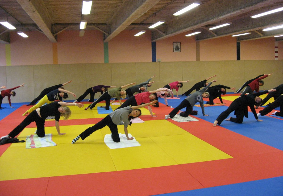 Association Jeanne d'Arc Saint-Malo - Gym adulte