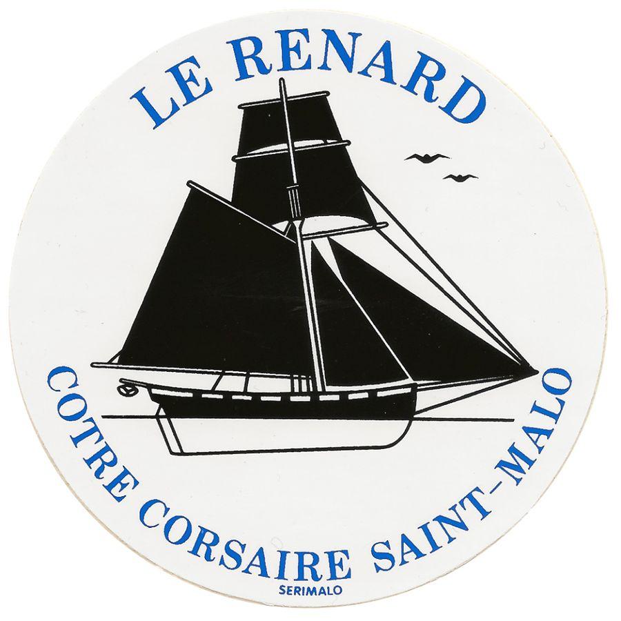 Association du Côtre Corsaire - Le Renard