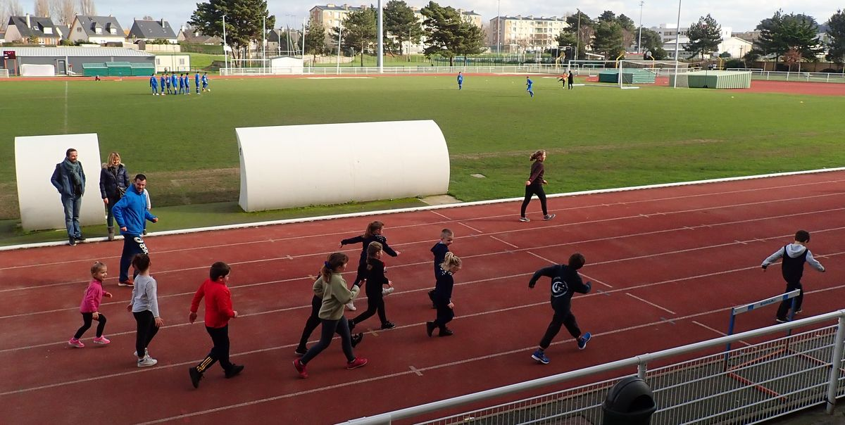 Associations sportives scolaires de Saint-Malo Athlétisme