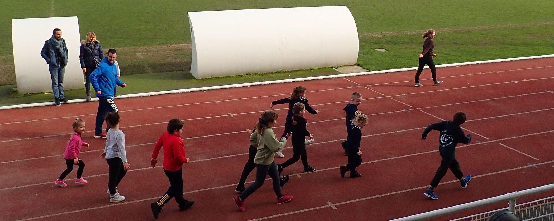 Athlétisme OSEN Saint-Malo