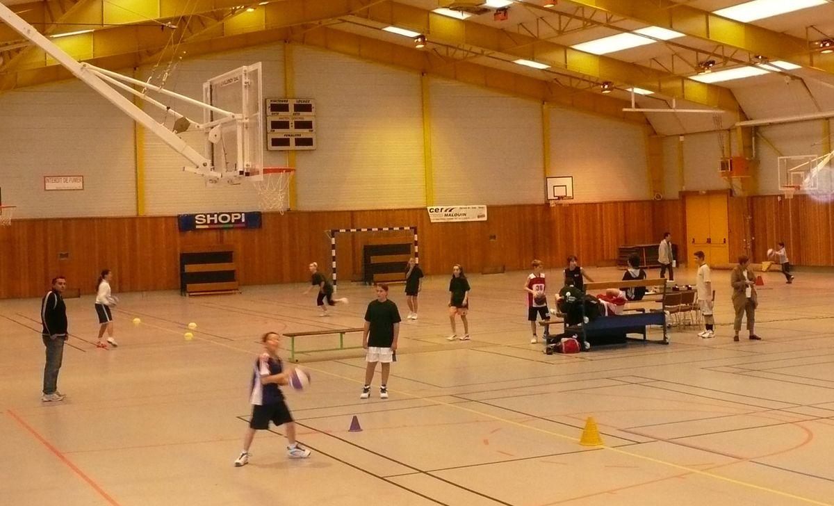Basket ASPTT Saint-Malo