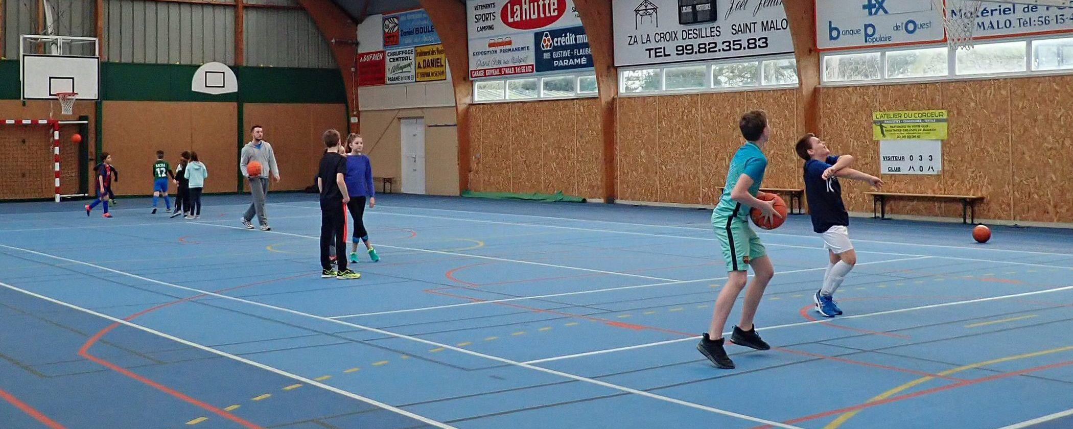 Basket OSEN Saint-Malo