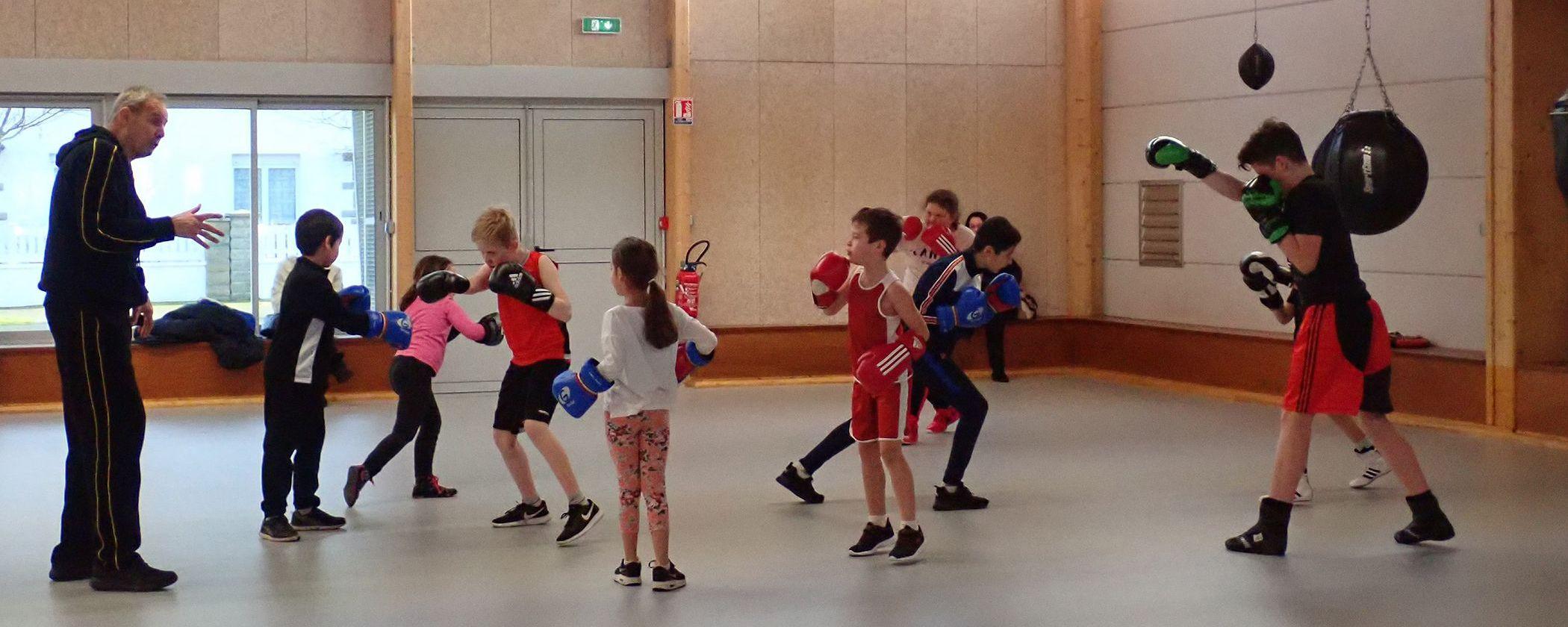 Boxe OSEN Saint-Malo