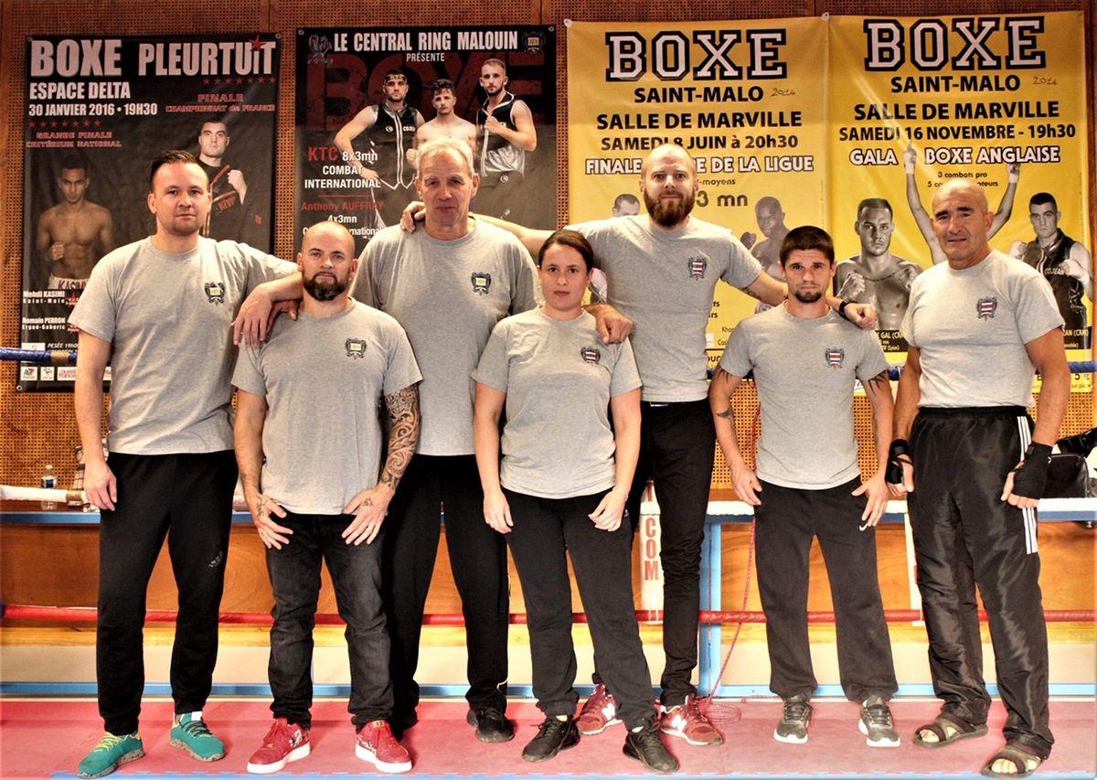 Boxing Club Malouin Saint-Malo Kick Full Thaï Pancrace à Saint-Malo