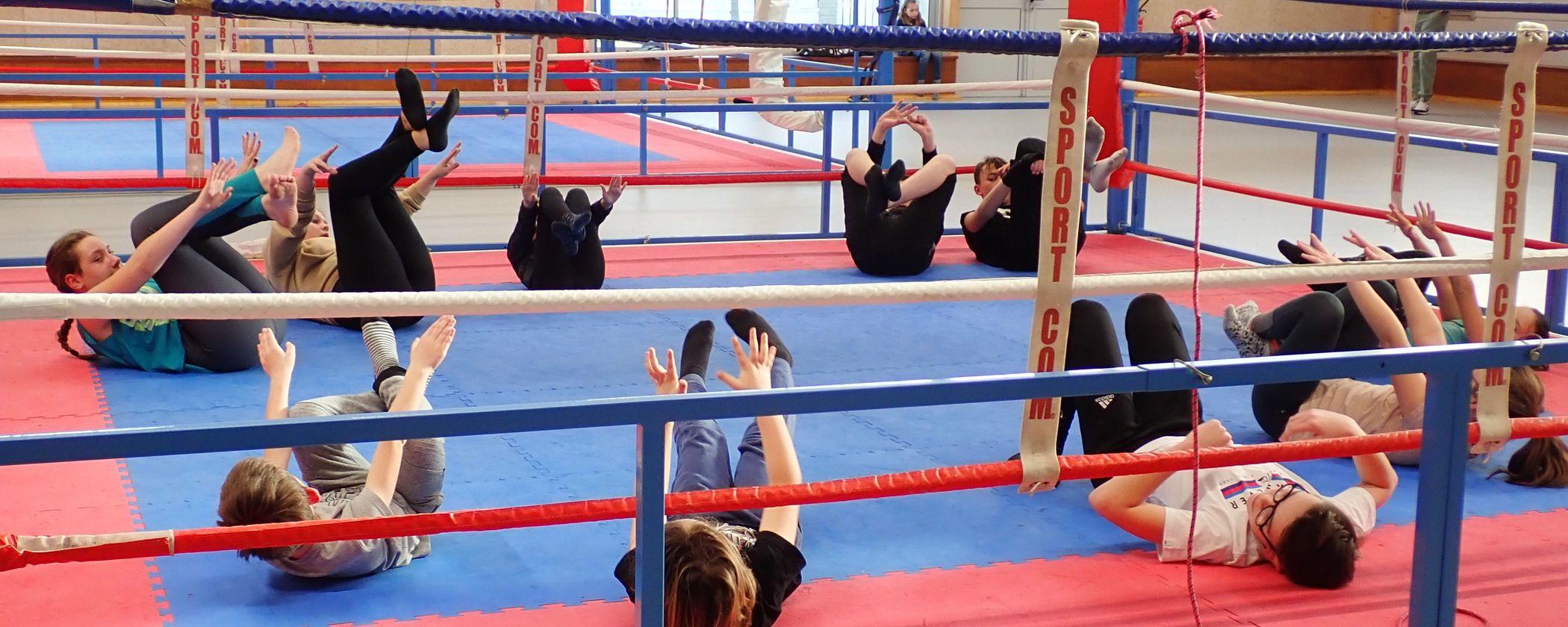 boxing club malouin Saint-Malo