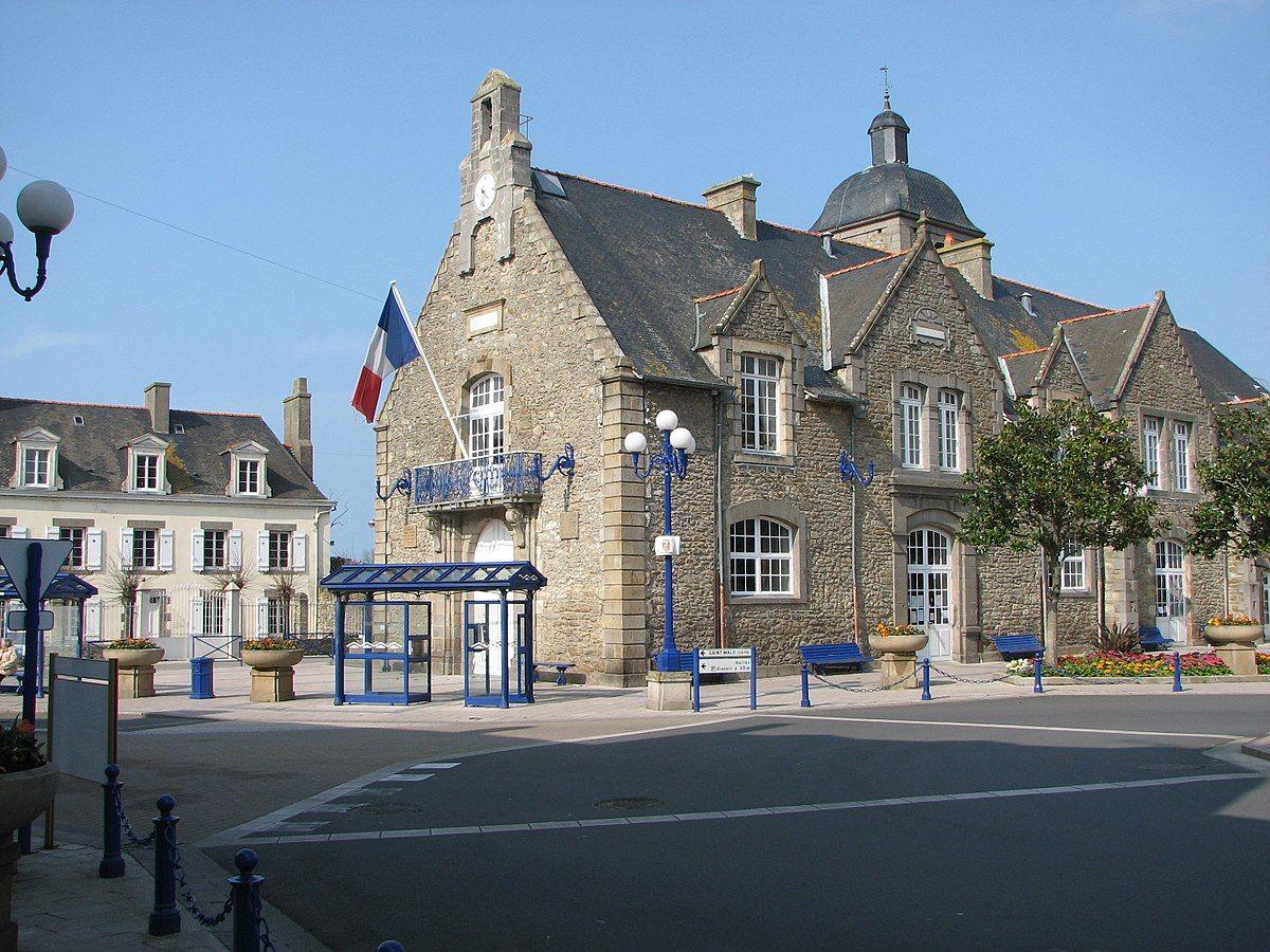 Bureau de l'OSEN à la Mairie de Paramé