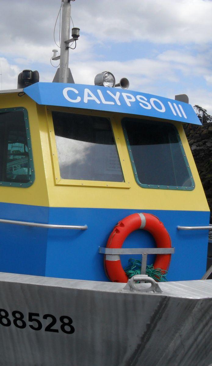 CALYPSO III CSCE Saint-Malo