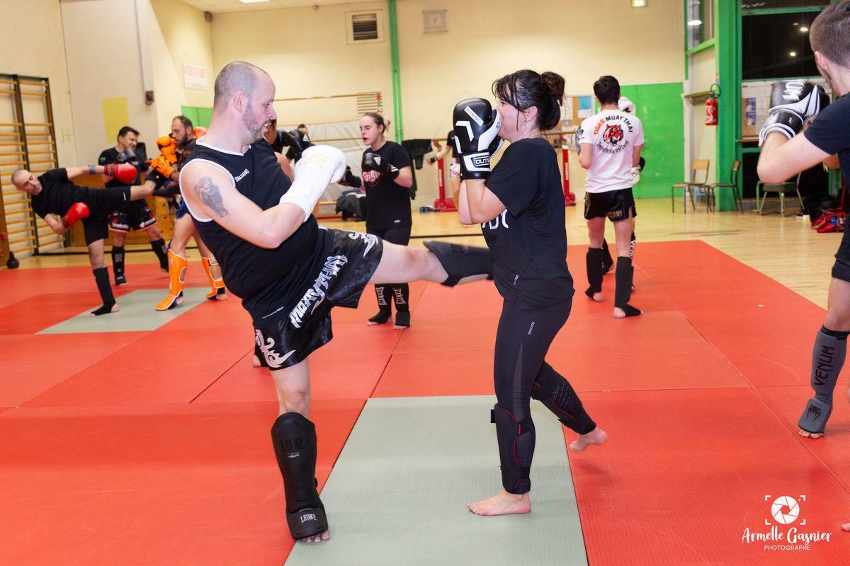 Club de boxe thaï Corsaire Muay Thaï Saint-Malo
