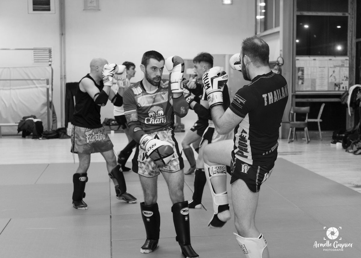 Corsaire Muay Thaï Saint-Malo club de boxe thaï