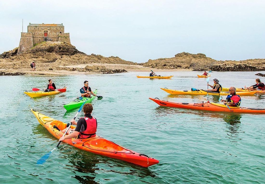 Corsaires Malouins Saint-Malo - Section Kayak