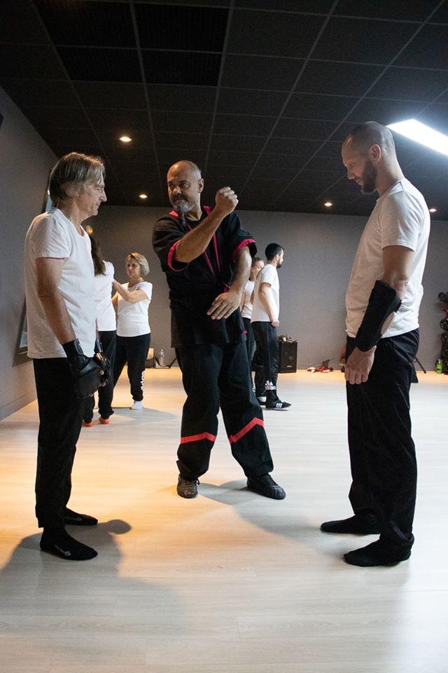 Ecole de Wing Chun kung Fu WUSAO Saint-Malo