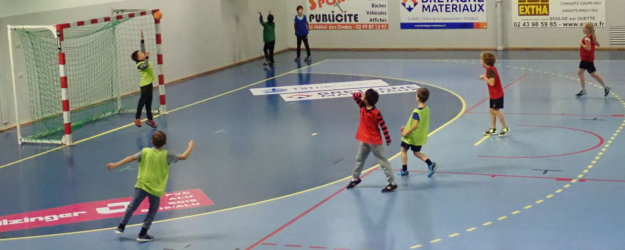 Handball OSEN Saint-Malo
