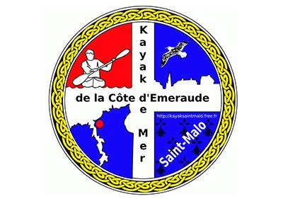 Kayak Mer de la Côte d'Emeraude Saint-Malo