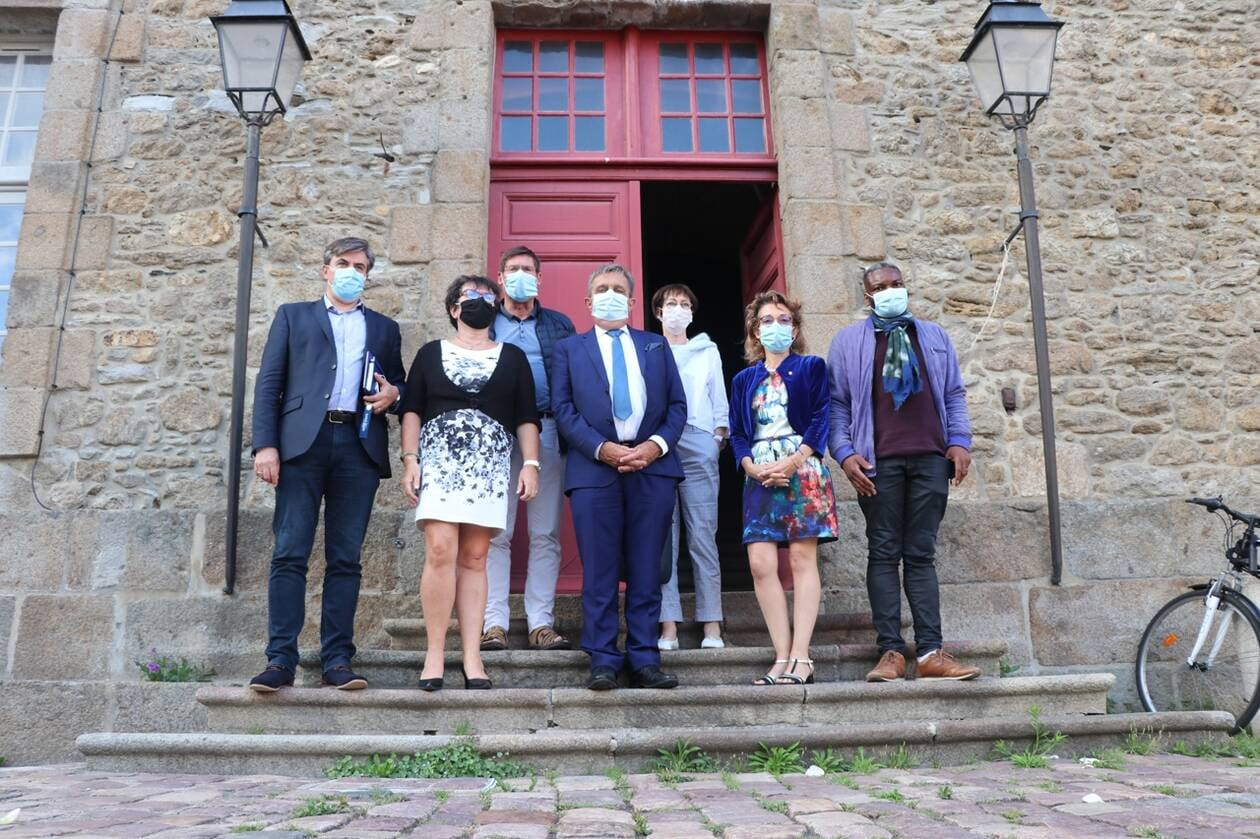 Ouest france-annulation Village asociations 2020