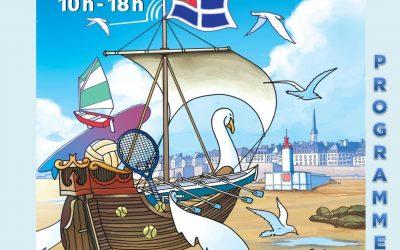 Programme de la Fête du Nautisme – Samedi 26 juin à Saint-Malo