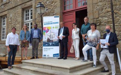 Le Village des Associations de Saint-Malo dans la presse
