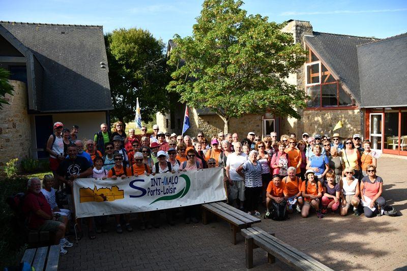 Saint-Malo Sports Loisirs randonnée pédestre