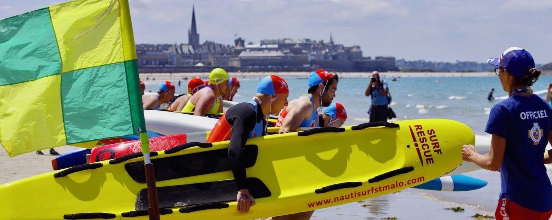 Sauvetage aquatique OSEN Saint-Malo