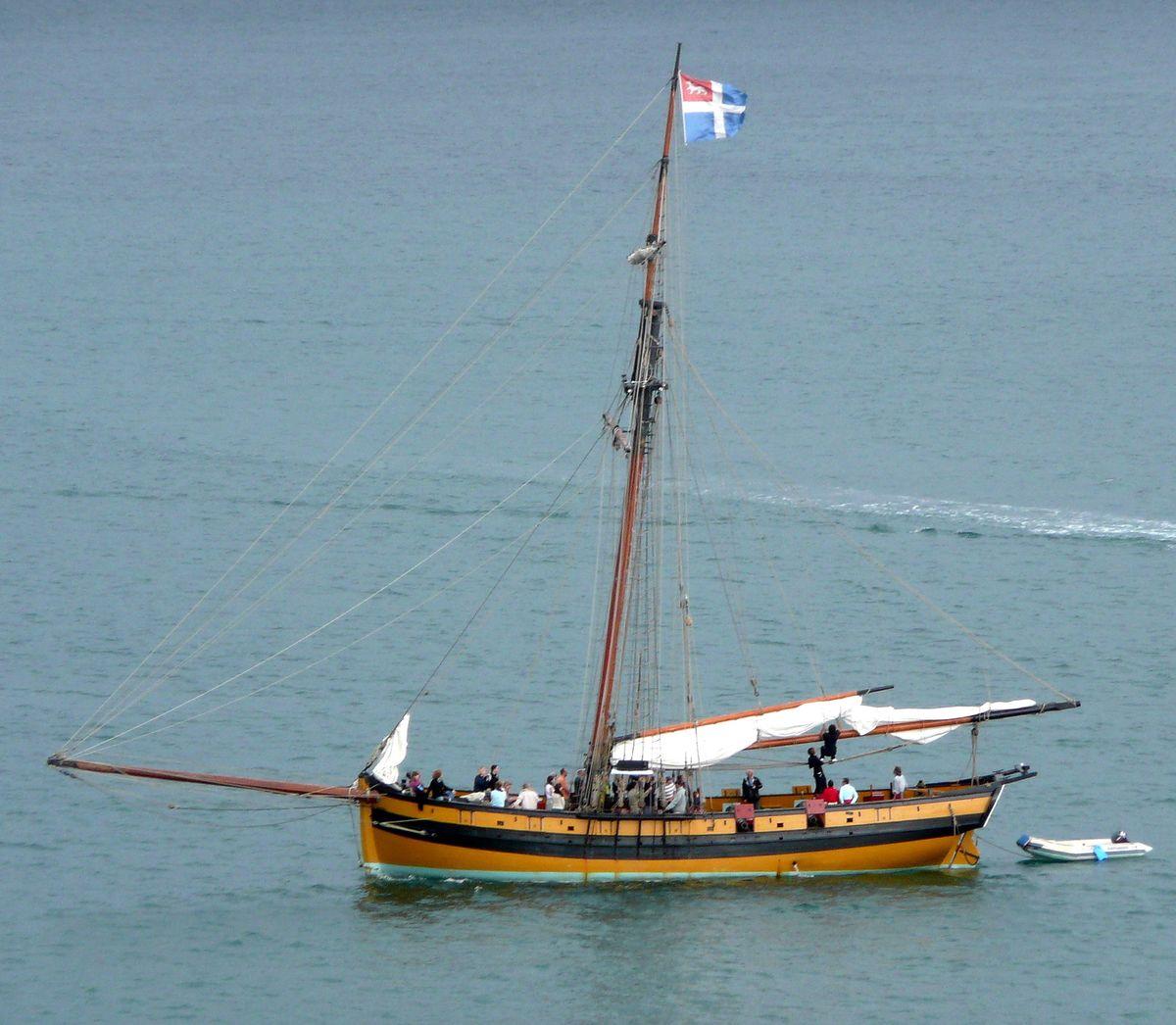 Sorties associatives sur Le Renard avec l'Association du Côtre Corsaire
