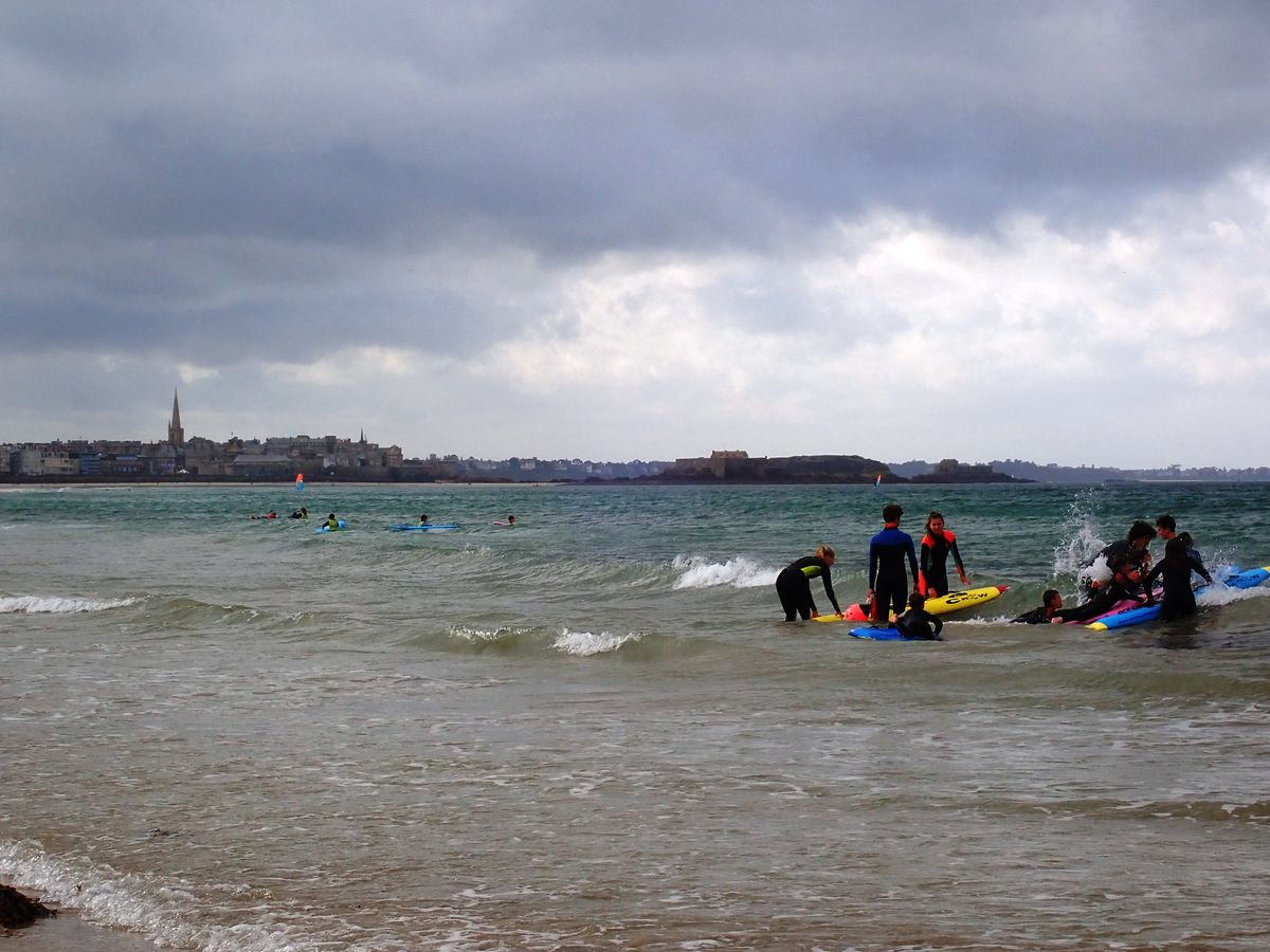 Sport Mer Santé Saint-Malo - sauvetage aquatique
