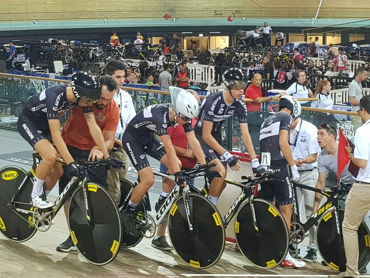 Vélo Club de Saint-Malo cyclisme compétition