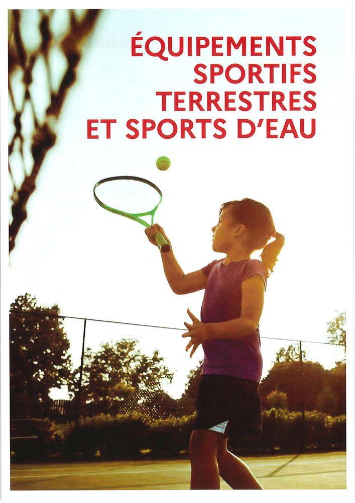 Guide équipements sportif