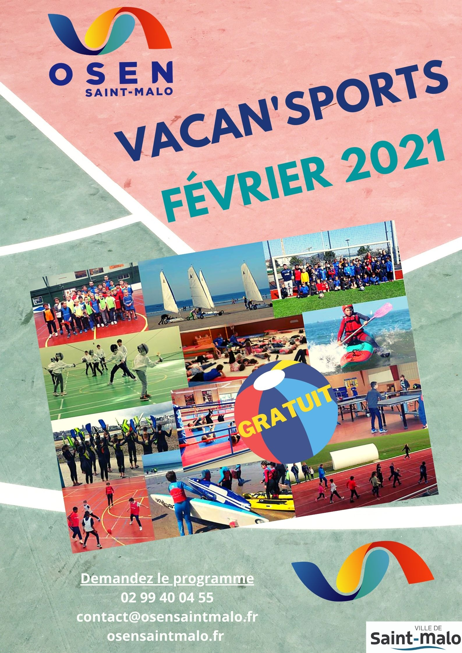 Vacansports hiver 2020