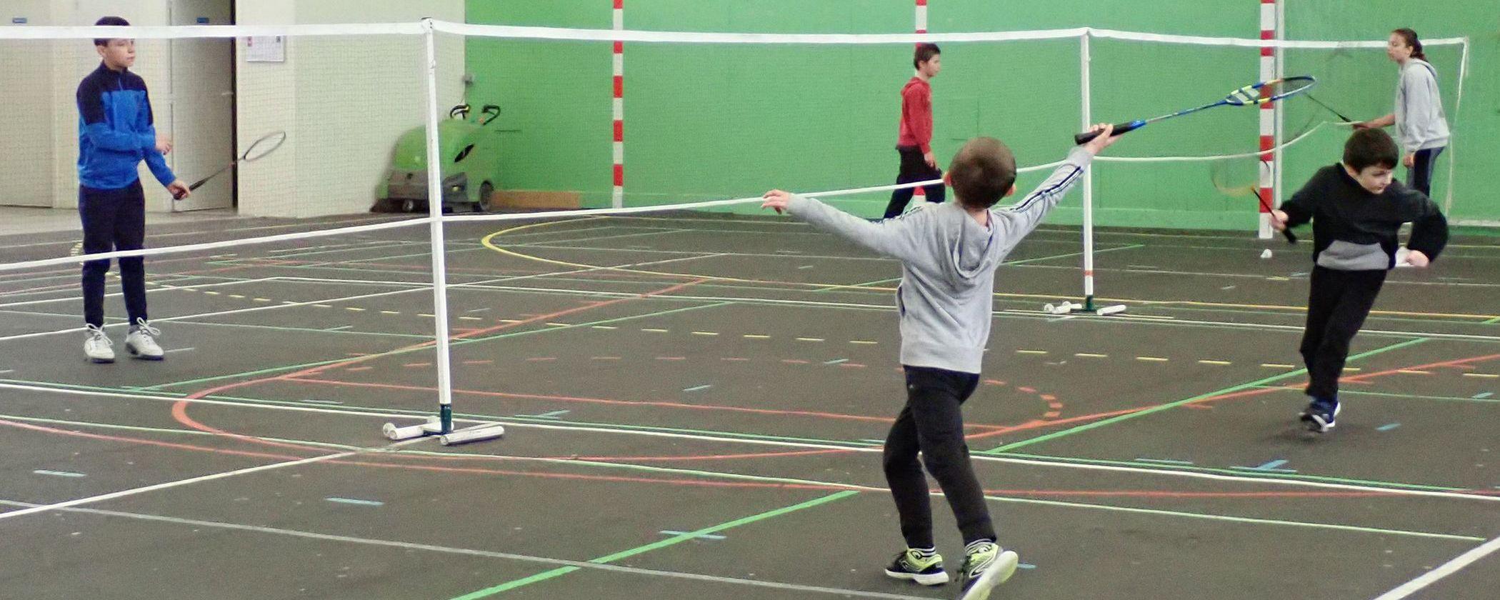 Vacansports Badminton OSEN Saint-Malo