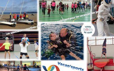 Les «vacan'sports» à Saint-Malo, anciennement Tickets sports