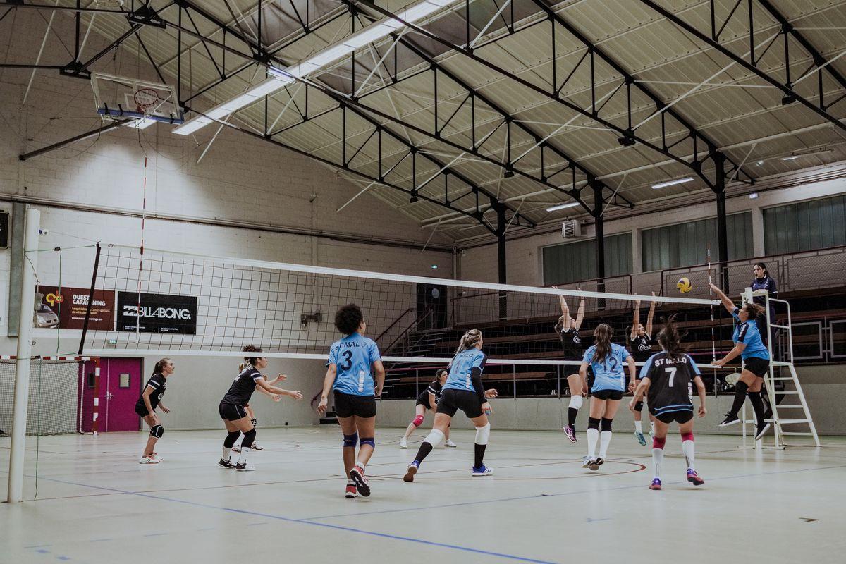 Volley-Ball Club Malouin - équipe Féminine VBCM