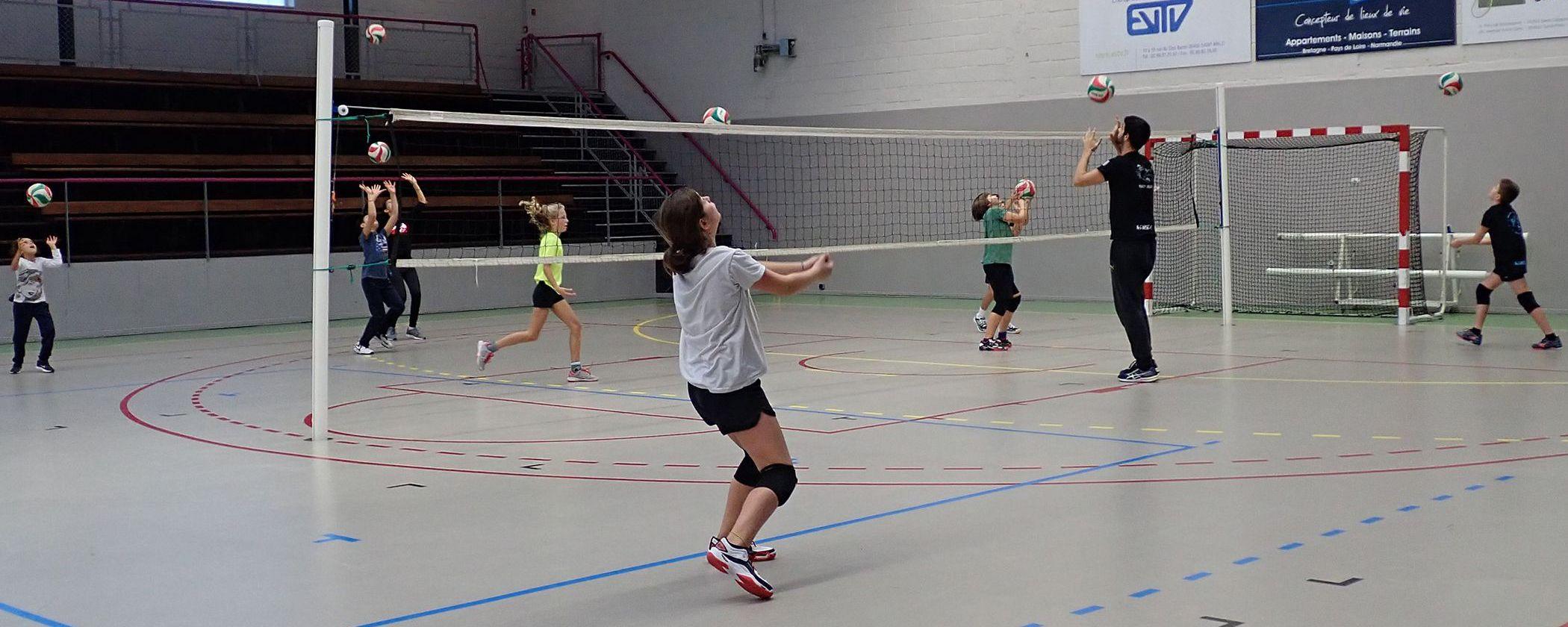 Volley OSEN Saint-Malo