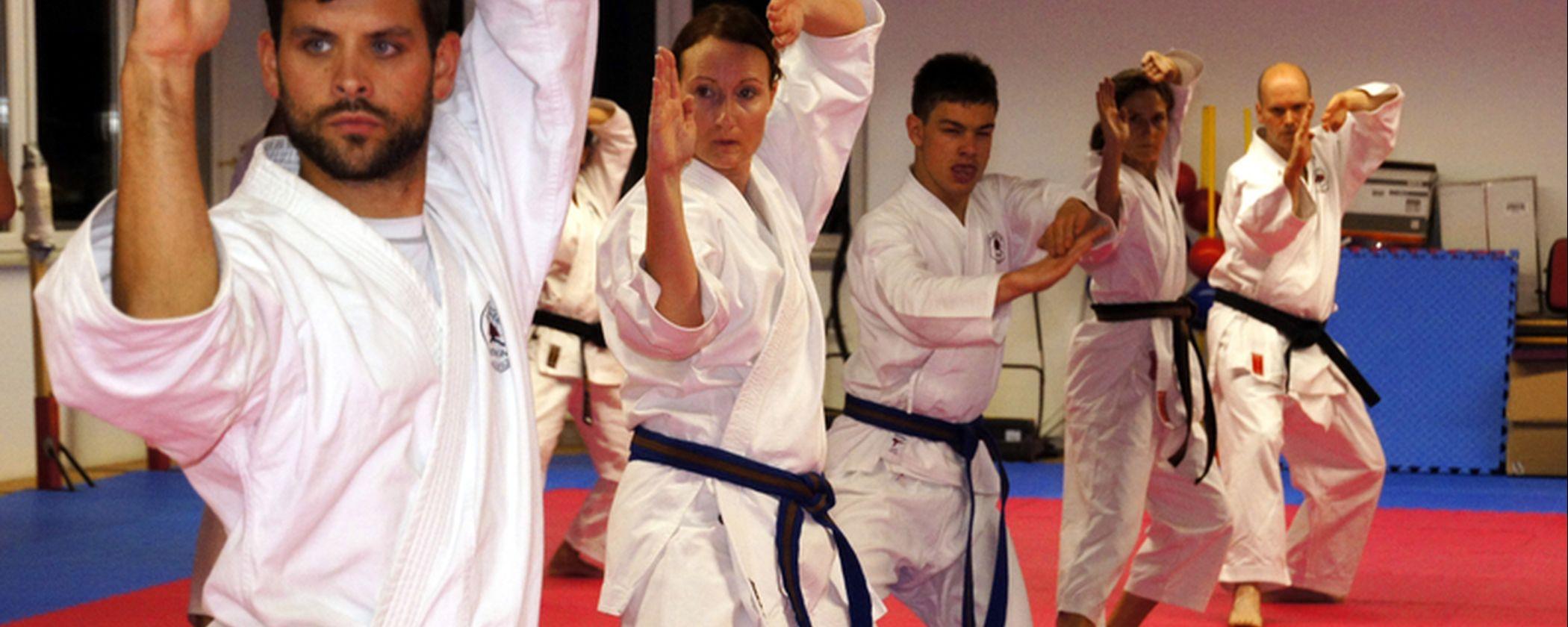 arts martiaux émeraude Saint-Malo karaté