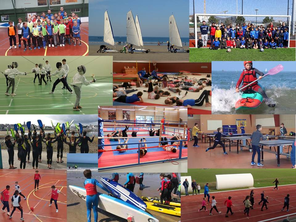 Vacances sports saint-malo