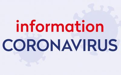 Synthèse nouvelles mesures COVID sport du 16 janvier 2021