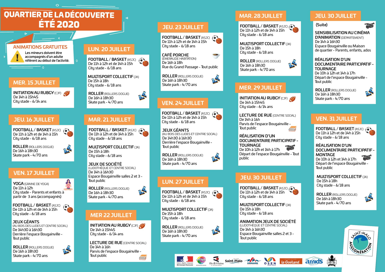 programme juillet 2020_la découverte_st malo