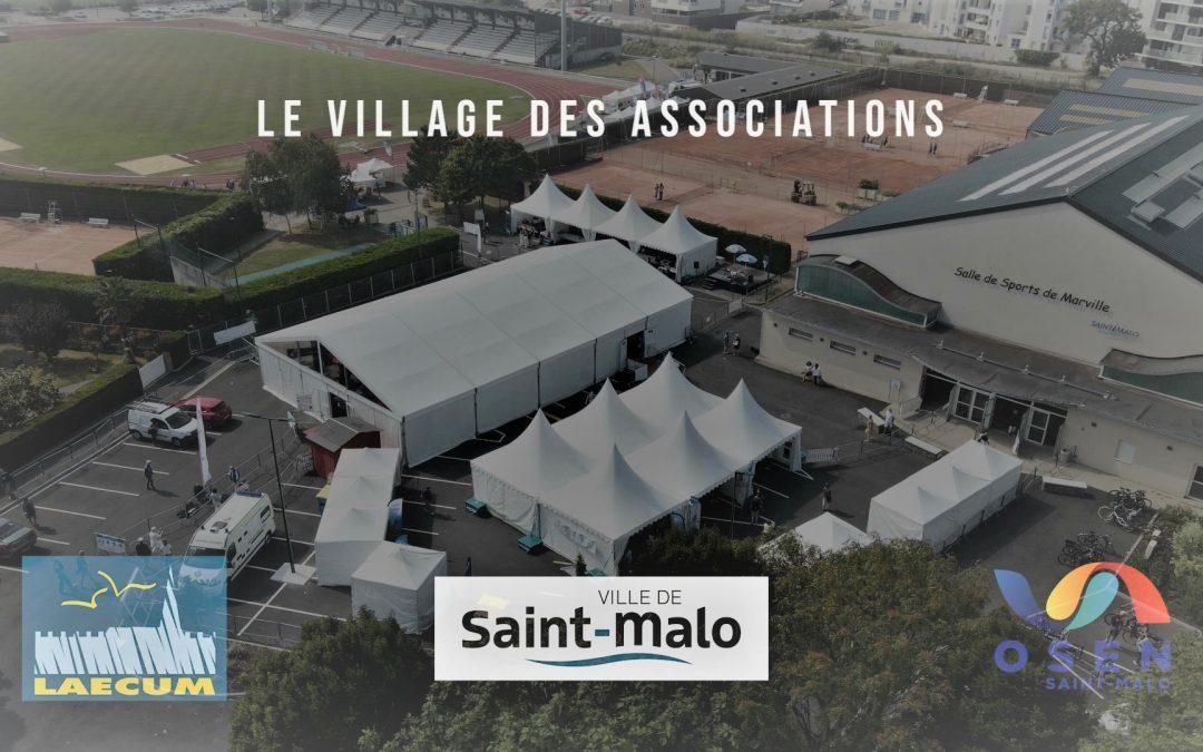 Visite du Village des Associations du 4 septembre 2021